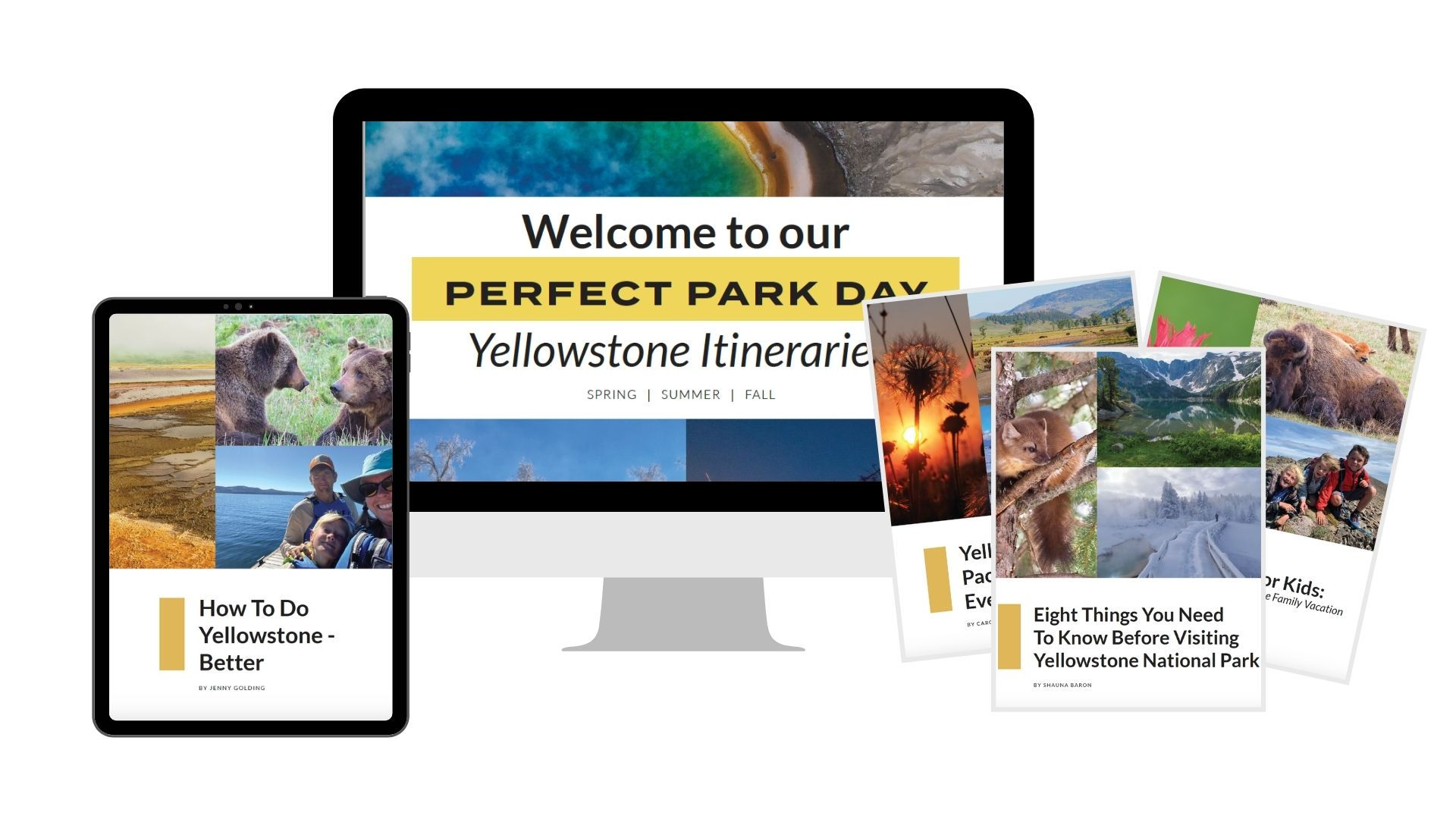 Yellowstone Packing Lists For Every Season A Yellowstone Life